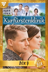 Cover Kurfürstenklinik Jubiläumsbox 7 - Arztroman
