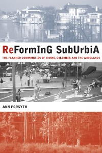 Cover Reforming Suburbia