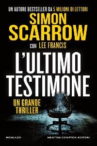 Cover L'ultimo testimone