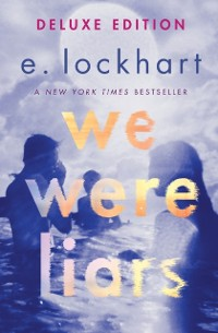 Cover We Were Liars Deluxe Edition