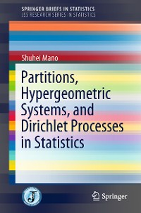 Cover Partitions, Hypergeometric Systems, and Dirichlet Processes in Statistics