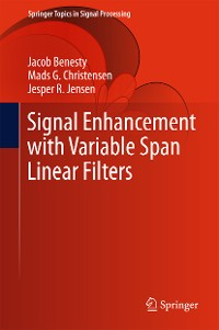Cover Signal Enhancement with Variable Span Linear Filters