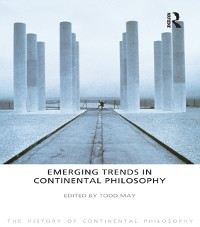 Cover Emerging Trends in Continental Philosophy