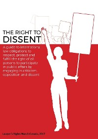 Cover The Right to Dissent