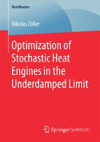 Cover Optimization of Stochastic Heat Engines in the Underdamped Limit