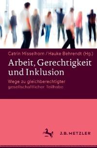 Cover Arbeit, Gerechtigkeit und Inklusion