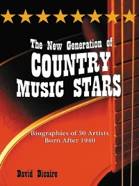Cover The New Generation of Country Music Stars