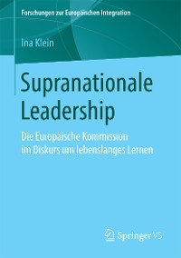 Cover Supranationale Leadership