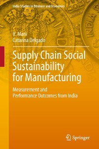 Cover Supply Chain Social Sustainability for Manufacturing