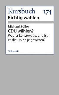 Cover CDU wählen?