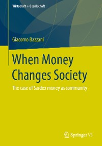Cover When Money Changes Society