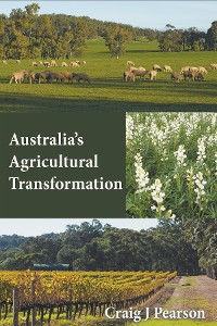 Cover Australia's Agricultural Transformation