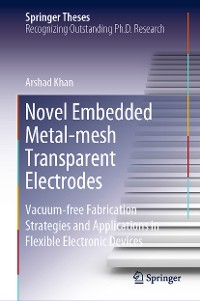 Cover Novel Embedded Metal-mesh Transparent Electrodes