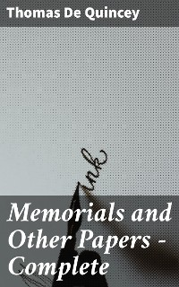 Cover Memorials and Other Papers — Complete