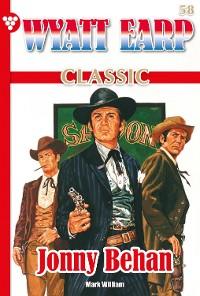 Cover Wyatt Earp Classic 58 – Western
