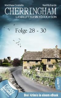 Cover Cherringham Sammelband X - Folge 28-30