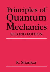 Cover Principles of Quantum Mechanics
