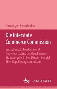 Cover Die Interstate Commerce Commission