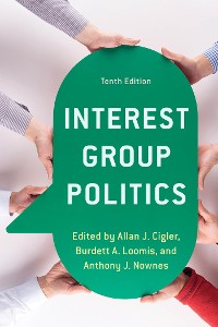 Cover Interest Group Politics