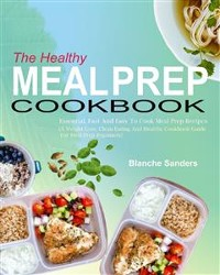 Cover The Healthy Meal Prep Cookbook