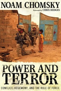 Cover Power and Terror