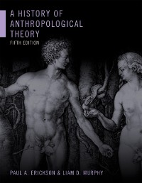 Cover History of Anthropological Theory, Fifth Edition