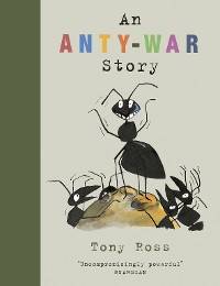 Cover An Anty-War Story