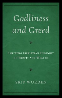 Cover Godliness and Greed