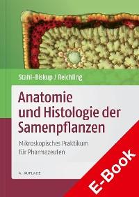 Cover Anatomie und Histologie der Samenpflanzen