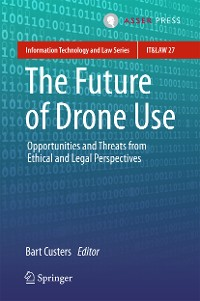 Cover The Future of Drone Use