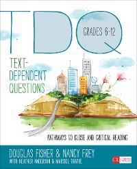 Cover Text-Dependent Questions, Grades 6-12