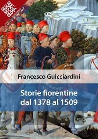 Cover Storie Fiorentine dal 1378 al 1509