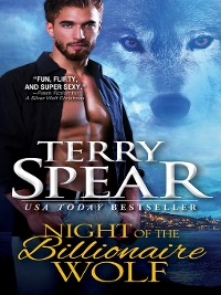 Cover Night of the Billionaire Wolf
