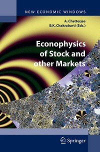 Cover Econophysics of Stock and other Markets