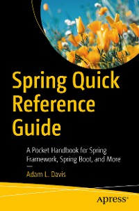 Cover Spring Quick Reference Guide