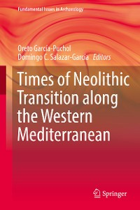 Cover Times of Neolithic Transition along the Western Mediterranean