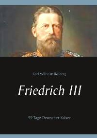 Cover Friedrich III