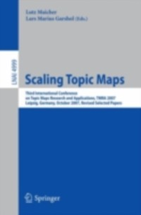 Cover Scaling Topic Maps