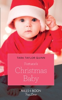 Cover Fortune's Christmas Baby (Mills & Boon True Love) (The Fortunes of Texas, Book 2)