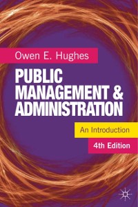 Cover Public Management and Administration