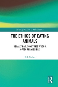 Cover Ethics of Eating Animals