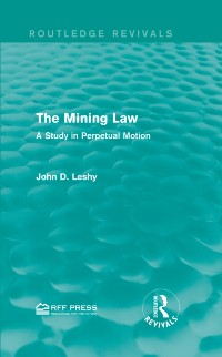 Cover Mining Law