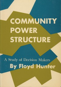 Cover Community Power Structure