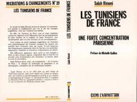Cover Les Tunisiens de France