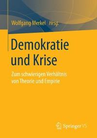 Cover Demokratie und Krise