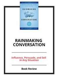 Cover Rainmaking Conversation