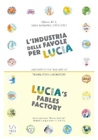 Cover Lucia's fables factory