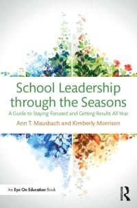 Cover School Leadership through the Seasons