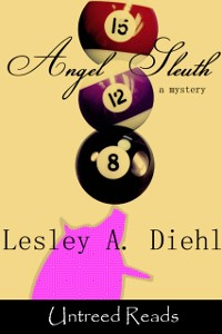 Cover Angel Sleuth
