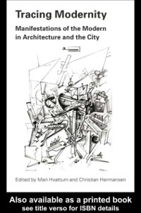 Cover Tracing Modernity